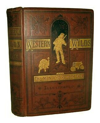 WESTERN U.S. HISTORY 1880 INDIAN WAR Antique CUSTER LDS Pioneer CALIFORNIA TEXAS