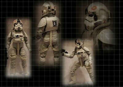 Star Wars Black Series 6 Inch Imperial At-At Driver Pilot Figure