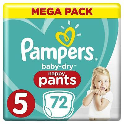 Pampers - Baby Dry Pants - Couches-culottes Taille 5 (12-17 kg) - 5