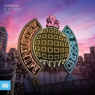 Anthems Electronic 90'S, 0190759473825