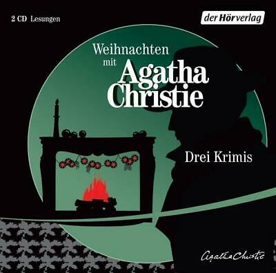 Christie, Agatha: Weihnachten mit Agatha Christie, Audio-CD