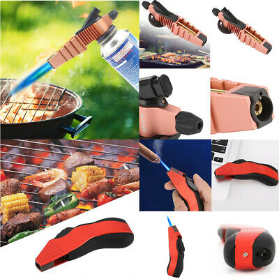 Gas Torch Flame Maker Cigarette Lighter Igniter For Outdoor BBQ Camping Picnic