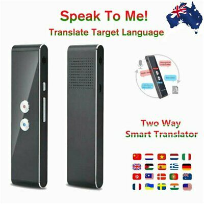 MUAMA Translaty Smart Enence Instant Real Time Voice Translator Languages CO