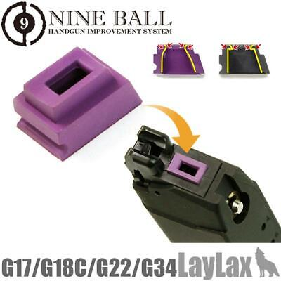 Nineball Airsoft Magazine Gas Router Seal Packing G Series Green bb's 176993