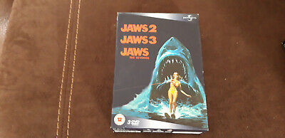 Jaws 2/3/The Revenge (3Dvd) (Box Set)