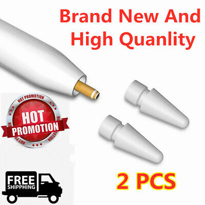 2X Replacement Nibs Tips For Apple Pencil 1st & 2nd Generation Hot 100% Original