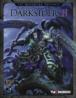 The Art of Darksiders II by THQ 9781772940961 | Brand New | Free UK Shipping