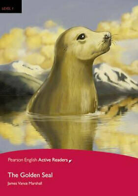 NEW The Golden Seal  (Book/CD-ROM Pack) By James Vance Marshal Free Shipping