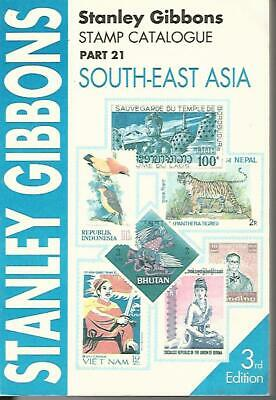 y8494 South-East Asia Stanley Gibbons Stamp Catalogue 3rd Edition 1995 Pre-owned