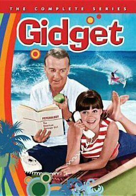 NEW Gidget Complete Series DVD Set TV Show Season Episode Film Box Collection