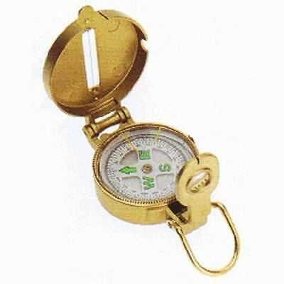 TrekMate Heavy Duty Metal Lensatic Compass
