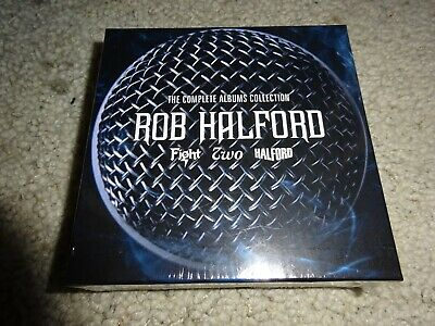 Rob Halford/'Complete Albums Coll.' *German Lk New/Unsld 2017 14 Cd Boxed Set