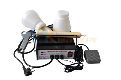 Original Portable Electrostatic Powder Coating System PC03-5 Paint Gun machine