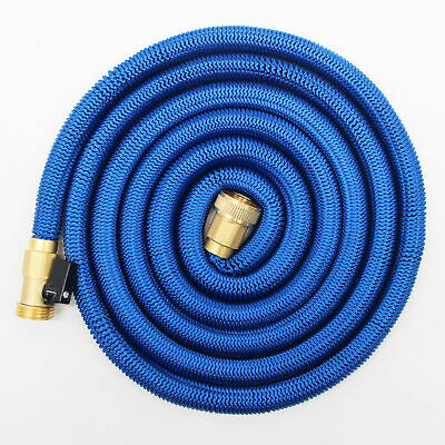 TACKLIFE 50ft Expandable Garden Hose-2018 Innovative Patent Design,Double Layer