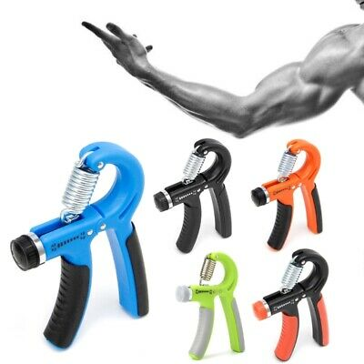 Adjustable Hand Grip Fitness Pinch Meter Portable Hand Expander Gripper Tool New