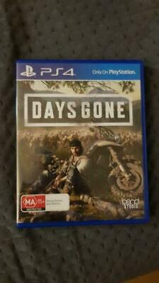 Days Gone - PlayStation 4 brand new