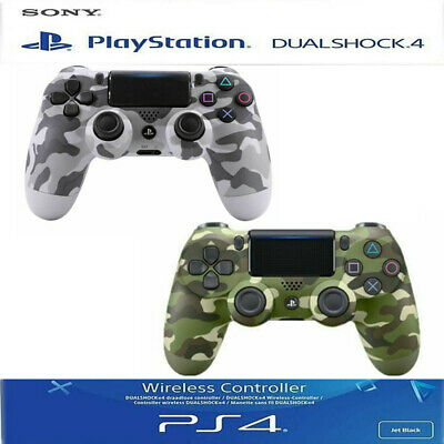 Official Sony Ps4 Dualshock 4 Wireless Controller - New & Sealed - Band