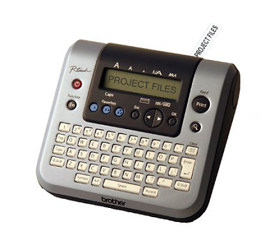 Rotuladora Brother P-Touch 1280