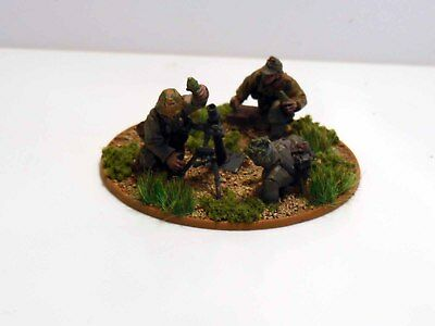 Painted /& Based R2 Metal 28mm Bolt Action Chain Of Command German FOO