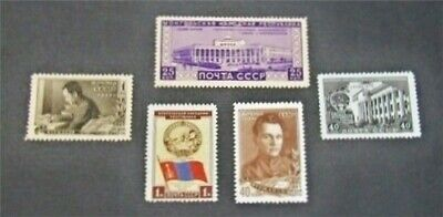 nystamps Russia Stamp # 1534//1549 Mint OG H $63