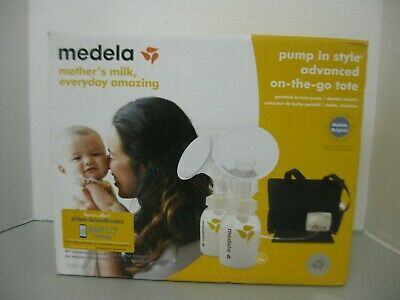 Medela Freestyle Mobile Double Electric Breast Pump Model 57063 New In The Box