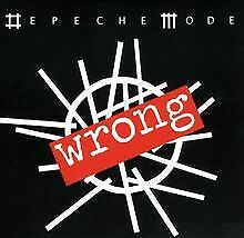 Wrong by Depeche Mode | CD | condition good