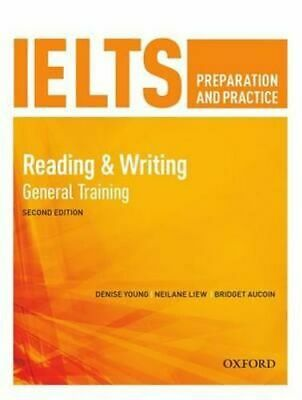 NEW Reading and Writing General Training Student Book By Denise Young Paperback