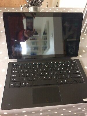 "Linx 12.5"" 64GB Windows 10 Home Tablet with Keyboard LINX12X64 . Charge Faulty"