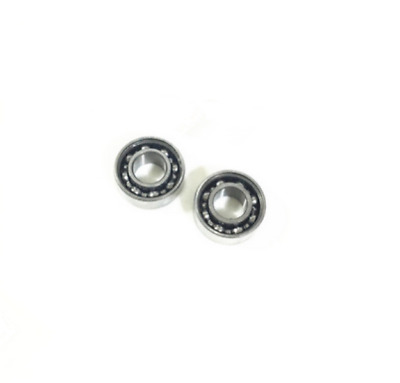 (10pcs) 684 (4x9x2.5mm) Metal Open Ball Bearing Miniature High Precision Bearing