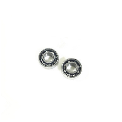 (10pcs) 682 (2x5x1.5 mm) Metal Open Ball Bearing Miniature Precision Bearings