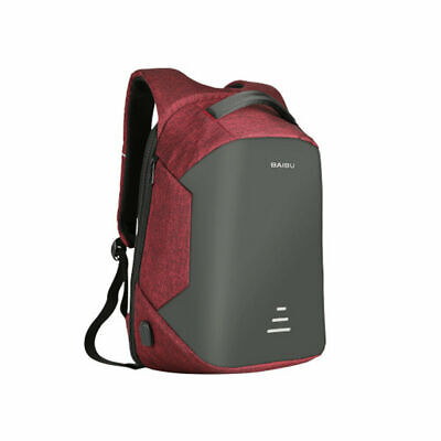 Anti Theft Laptop Backpack Business Bag Computer Water Resistant Case 1PC