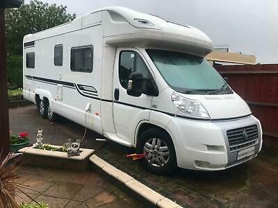 Bessacarr E799 - Luxury 4 Berth Low Profile - Tag Axle - Motorhome For Sale