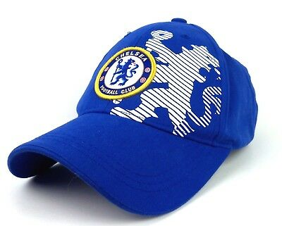 925d88dfdfbbdd Chelsea Football Club Soccer Cap Hat Official Licensed Product Chelsea FC