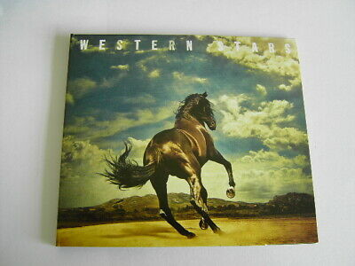 Western Stars Bruce Springsteen Cd Played Once - Just Released Country Rock Pop