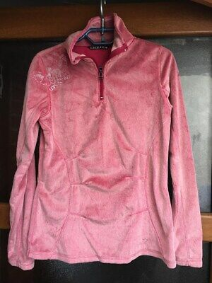 Sweetshirt Rose Marque Longboard Taille Xs