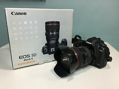 Canon Eos 5D Markii + Battery Pack + Bolso + Control
