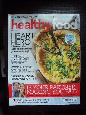 Healthy Food Guide May 2019 Magazine New