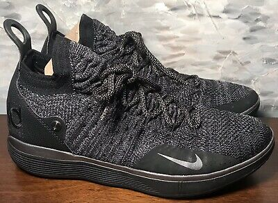 2efe68c2ad3 NIKE ZOOM KD 11 KD11 Black Twilight Pulse Basketball Shoes Men's 11 ...