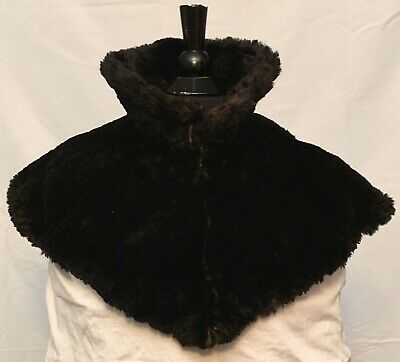 Vintage Victorian Turn-of-the-Century Fur Collarette / Capelet