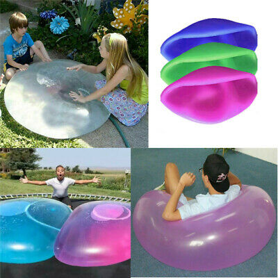 Large Wubble Bubble Ball Inflatable Antistress Ballon Outdoor Water Toys 120cm