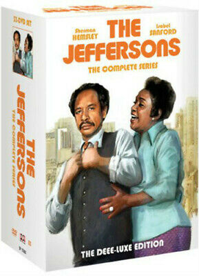 The Jeffersons: The Complete Series season 1-11 (DVD, 2014, 33-Disc Set)