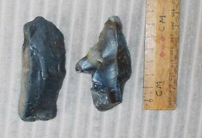 Neolithic Flint  Scrapers  / Cutting Tools