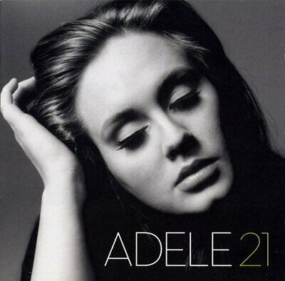 Adele - 21 - Adele CD O8VG The Cheap Fast Free Post