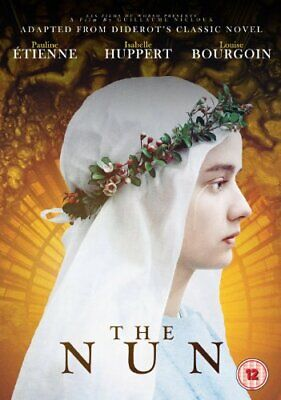 The Nun - Sealed NEW DVD - Subtitled - Isabelle Huppert