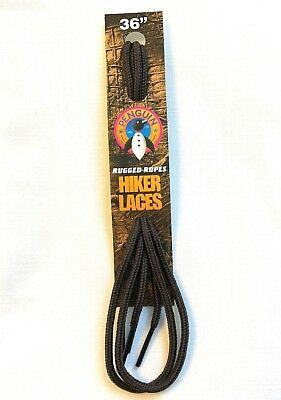 """**NEW** 36"""" Hiking Laces - Round - Brown (1 pair)"""