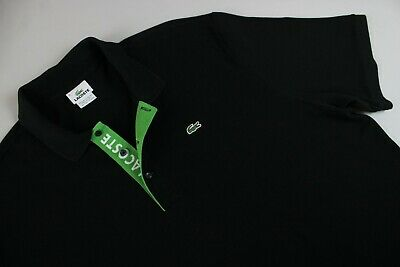 LACOSTE Men 9 or ~XXXX LARGE Chest 27.2 Inch. Short Sleeve Polo T-Shirt JS15229_