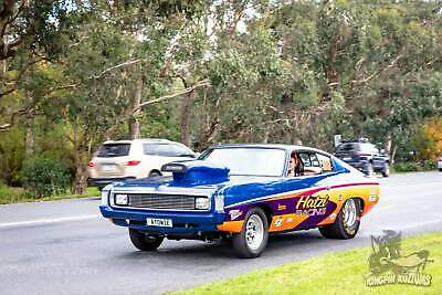 Valiant Charger VH Coupe Drag Car Pro Street Turbo Race