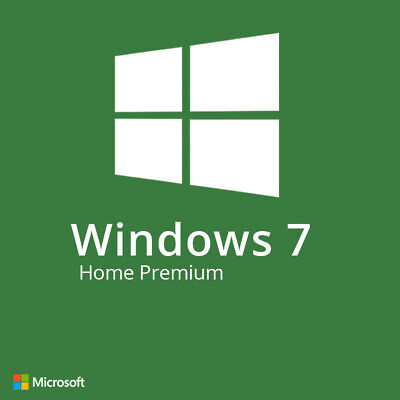 Win 7 Home License Full Version Windows 7 Home Premium Pro 32/64-bit Product Key