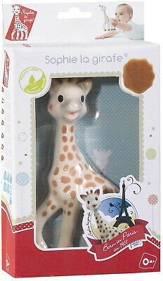Sophie The Giraffe in Fresh Touch Gift Box Baby Teething Toy Teether Game +0Mths