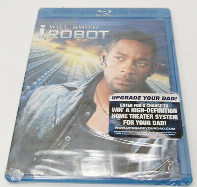 I Robot [New Blu-ray] Dolby, Digital Theater System, Dubbed, Subtitled -L6